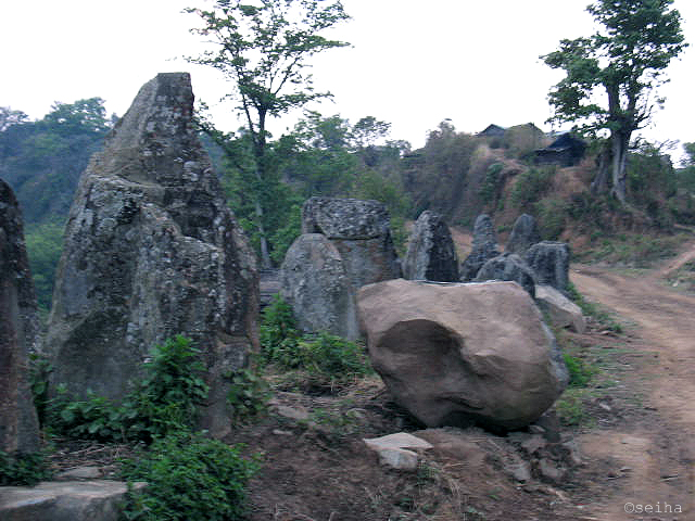 Standing proud Forever: Megaliths at Chingjui